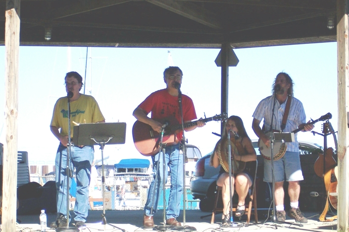 """Music at the Harbor"", Harbor Park, Port Sanilac"