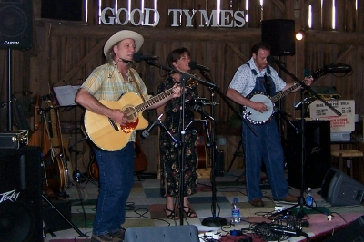 Good Tymes Music Barn, Melvin